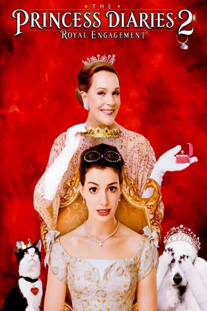 პრინცესას დღიურები 2: როგორ გახდე დედოფალი
